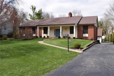 3906 Glenview Drive, Indianapolis, IN 46240 - #: 21559267