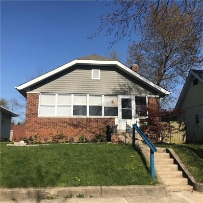 1205 N Bosart Avenue, Indianapolis, IN 46201 - #: 21559273