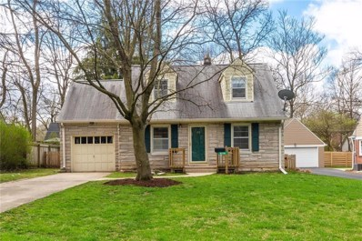 1113 E 56th Street, Indianapolis, IN 46220 - #: 21559289