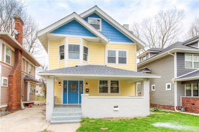 3315 Broadway Street, Indianapolis, IN 46205 - #: 21559385