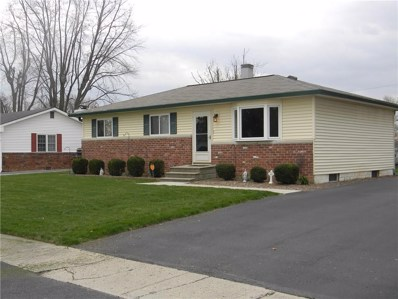 3437 S Royal Oak Drive, Indianapolis, IN 46227 - #: 21559394