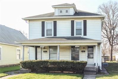 1009 E Raymond Street, Indianapolis, IN 46203 - #: 21559395