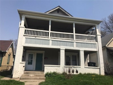 1614 Woodlawn Avenue, Indianapolis, IN 46203 - #: 21559449