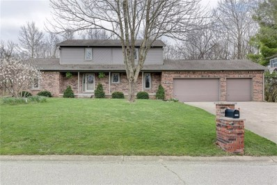 8191 Red Bud Court, Plainfield, IN 46168 - #: 21559470