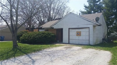 206 Fenster Drive, Indianapolis, IN 46234 - #: 21559627