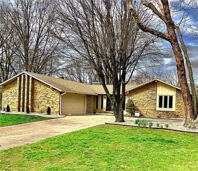 28 Valley Way Place, Greenwood, IN 46142 - MLS#: 21559644