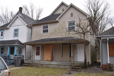 1141 W Roache Street, Indianapolis, IN 46208 - #: 21559647