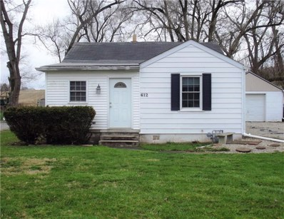 612 Alexandria Pike, Anderson, IN 46012 - #: 21559675