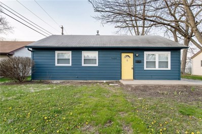 7624 E 54th Place, Indianapolis, IN 46226 - #: 21559753