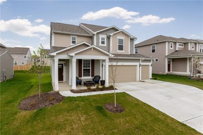 6634 Shooting Star Drive, Whitestown, IN 46075 - #: 21559756