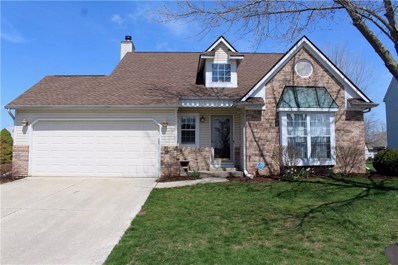 6133 Amber Court, Indianapolis, IN 46236 - #: 21559791