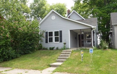 1337 Linden Street, Indianapolis, IN 46203 - #: 21559825