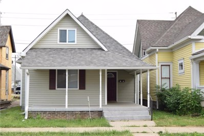 1642 English Avenue, Indianapolis, IN 46201 - MLS#: 21559883