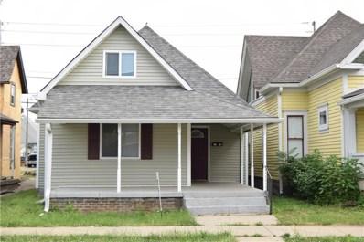 1642 English Avenue, Indianapolis, IN 46201 - #: 21559883