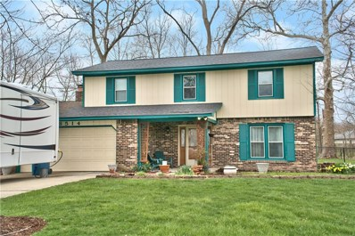 8514 Fawn Meadow Drive, Indianapolis, IN 46256 - #: 21559913