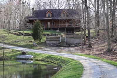 459 W Gold Creek Road, Mooresville, IN 46158 - #: 21559947