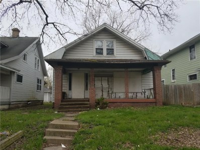 554 N Oakland Avenue, Indianapolis, IN 46201 - #: 21559987