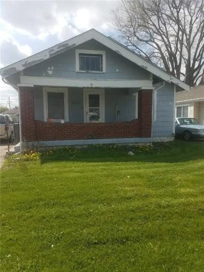 1424 Groff Avenue, Indianapolis, IN 46222 - #: 21560029