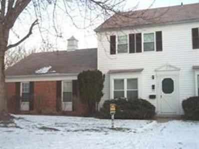 1644 Marborough Lane UNIT 6, Indianapolis, IN 46260 - #: 21560047