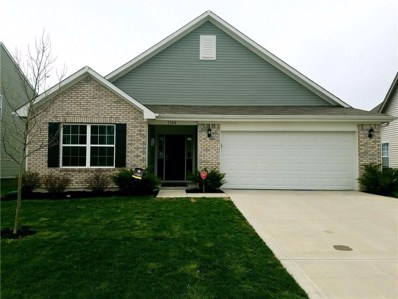 1104 Mount Olive Road, Whiteland, IN 46184 - MLS#: 21560092