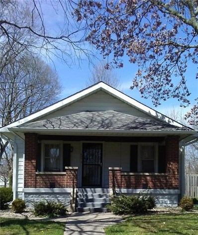 800 E Markwood Avenue, Indianapolis, IN 46227 - MLS#: 21560096