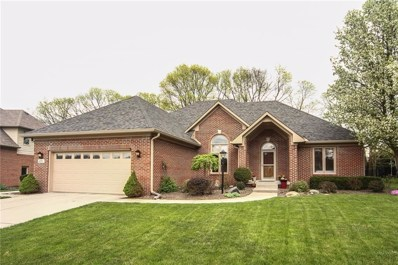 4390 Brittany Drive, Zionsville, IN 46077 - #: 21560101