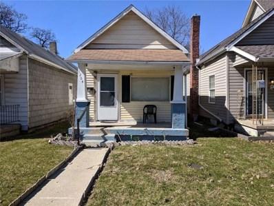 1204 Laurel Street, Indianapolis, IN 46203 - #: 21560164