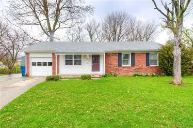 8936 Ridgepointe Court, Indianapolis, IN 46234 - #: 21560206