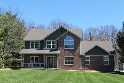 8131 S County Rd 350 W, Stilesville, IN 46180 - #: 21560237
