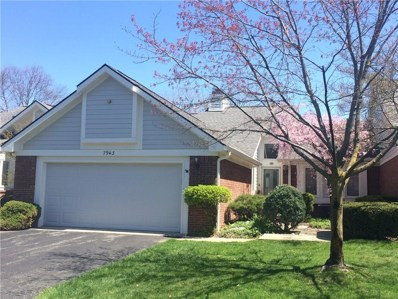 7943 Clearwater Parkway, Indianapolis, IN 46240 - #: 21560257