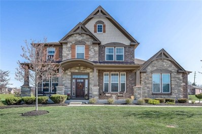3712 Abney Highland Drive, Carmel, IN 46077 - #: 21560403