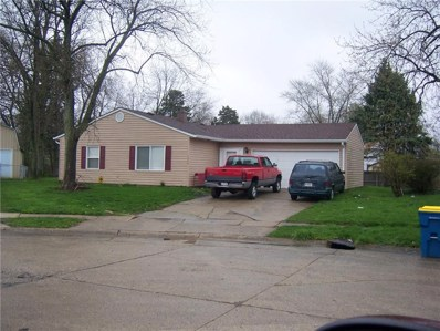 9908 Strathmore Court E, Indianapolis, IN 46235 - #: 21560464