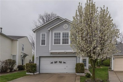 4443 Connaught East Drive, Plainfield, IN 46168 - MLS#: 21560477