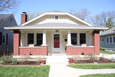 6172 Norwaldo Avenue, Indianapolis, IN 46220 - #: 21560586
