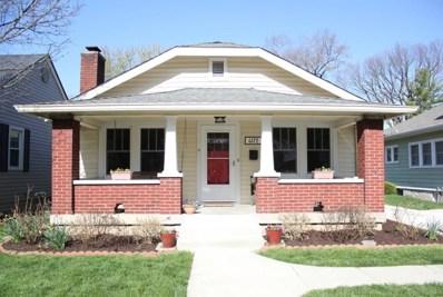 6172 Norwaldo Avenue, Indianapolis, IN 46220 - MLS#: 21560586