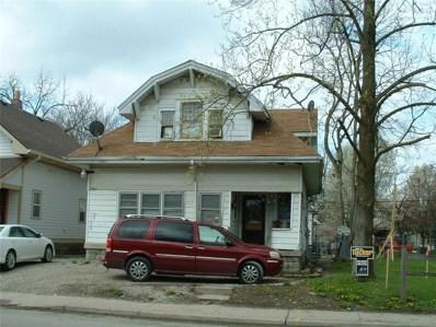 912 N Rural Street, Indianapolis, IN 46201 - #: 21560592