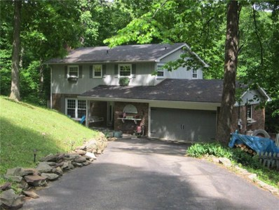 1771 S Sunnyslope Court, Martinsville, IN 46151 - MLS#: 21560626