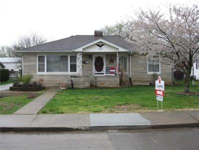 359 E Gray Street, Martinsville, IN 46151 - #: 21560652