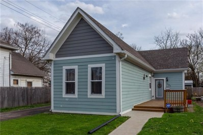 1221 Cottage Avenue, Indianapolis, IN 46203 - MLS#: 21560676