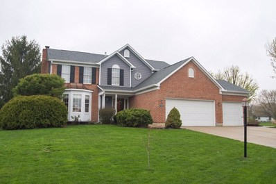 1302 Shadow Lakes Drive N, Carmel, IN 46032 - #: 21560767
