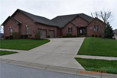 1752 Calvert Farms Drive, Greenwood, IN 46143 - MLS#: 21560861