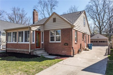 5935 Winthrop Avenue, Indianapolis, IN 46220 - #: 21560862