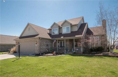 3904 S Harting Farms Drive, New Palestine, IN 46163 - MLS#: 21560998