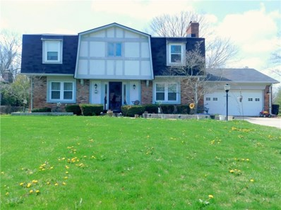 334 Woodland West Drive, Greenfield, IN 46140 - #: 21562114