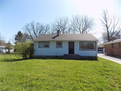 4143 N Grand Avenue, Indianapolis, IN 46226 - MLS#: 21562165