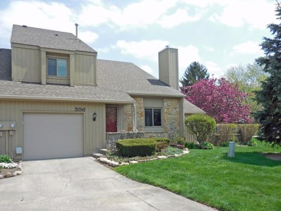 556 Conner Creek Drive, Fishers, IN 46038 - MLS#: 21562353