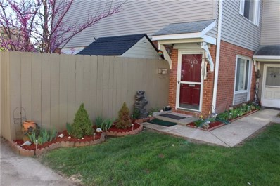 7469 Woodshire Place UNIT 7469, Indianapolis, IN 46217 - MLS#: 21562384
