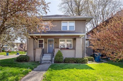 4265 N Capitol Avenue, Indianapolis, IN 46208 - #: 21562393