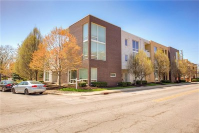 932 N Broadway Street UNIT 15, Indianapolis, IN 46202 - MLS#: 21562413