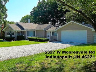 5327 W Mooresville Road, Indianapolis, IN 46221 - MLS#: 21562528